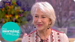 Dame Helen Mirren Was Absolutely Fascinated by the Real Sarah Winchester | This Morning