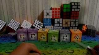 MASSIVE Cubes unboxing!
