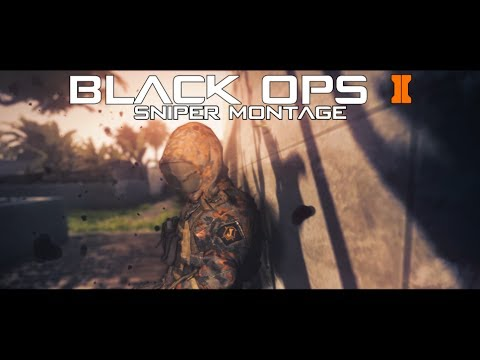 "Best Black Ops 2 Sniper Montage ""Betrayal"" by FAiz - YouTube M1216 Black Ops 2"