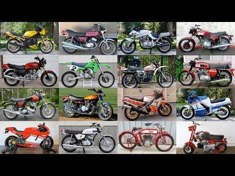 The 100 most interesting auction sales of motorcycles from January 2018