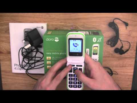 Review: Doro phoneEasy 410gsm