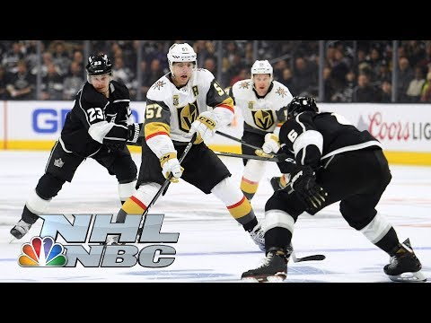 Vegas Golden Knights vs. Los Angeles Kings I Game 4 I NHL Stanley Cup Playoffs I NBC Sports