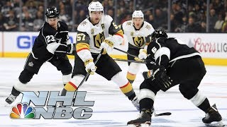 Vegas Golden Knights vs Los Angeles Kings I Game 4 I NHL Stanley Cup Playoffs I NBC Sports