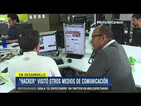 Hacker Sepúlveda se hizo pasar como agente de inteligencia ante periodista 11 de mayo 12:30 p.m.