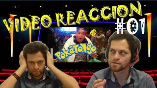 VIDEO REACCION CAP #01: POKETONGO | Nevervoker