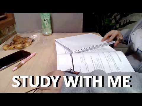 [REAL TIME] STUDY WITH ME 같이 공부해요 #73 [LEGALLY B]