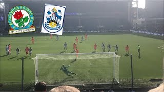 ANOTHER FRUSTRATING RESULT!! Blackburn Rovers 2-2 Huddersfield Town