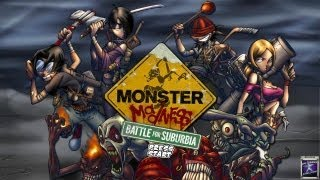 Monster Madness Battle for Suburbia - Level 1 PC Gameplay