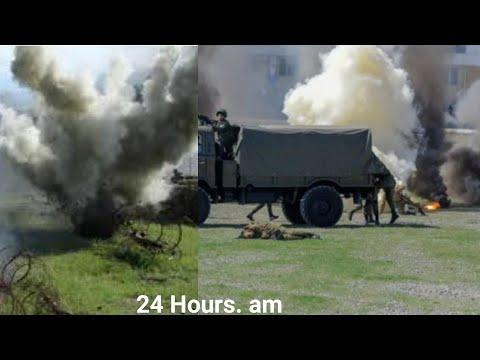 Մեծ քանակությամբ ռազմական տեխնիկա՝ տանկեր, մարտական մեքենաներ, հրետանի...  Ինչ է սպասվում