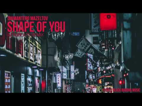 Diamantero - Shape of you | Afrobeats Remix
