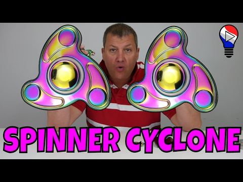 hand-fidget-spinner-cyclone-rainbow-edc-toupie-test-review-francais-thinkunboxing