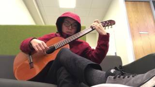 Yesterday The Beatles classical guitar Nam Le