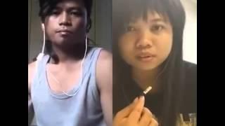 Video Video Smule Lucu Populer : Orang Gagap vs Orang Latah Nyanyi Duet download MP3, 3GP, MP4, WEBM, AVI, FLV Juni 2018