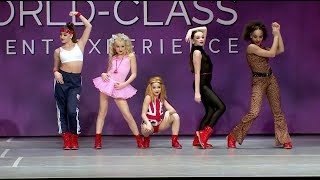 Dance Moms - Finesse - Audio Swap