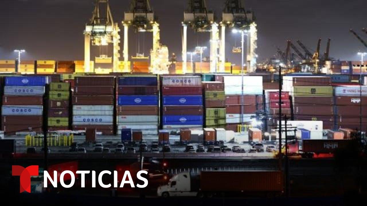 Los Ángeles multará por contenedores no transportados | Noticias Telemundo