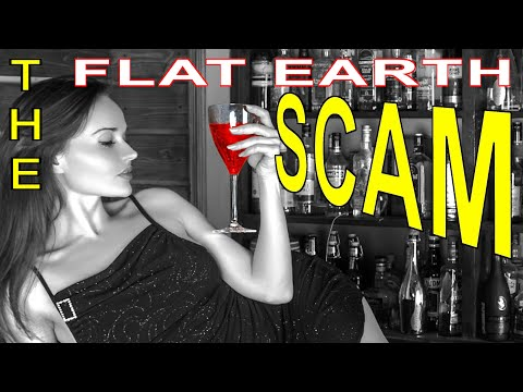 The Flat Earth Scam and why it works thumbnail