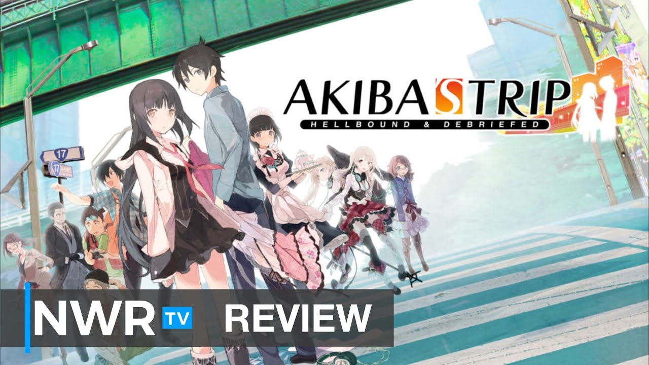 Akiba's Trip: Hellbound & Debriefed (Switch) Review (Video Game Video Review)