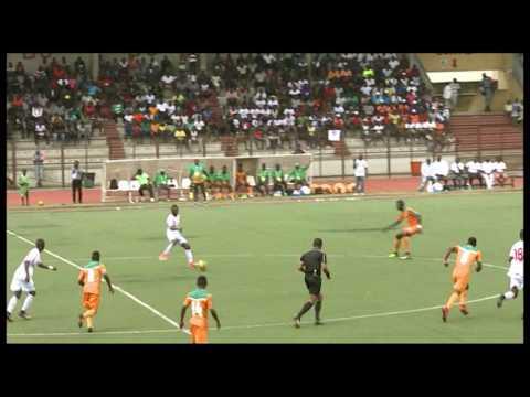8e Jeux de la Francophonie/ Football, match d'ouverture CI/Guinée : 2-3