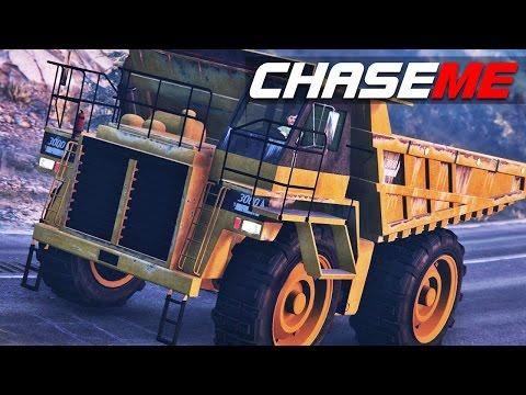 Chase Me E15 - Dump Truck | HVY Dump
