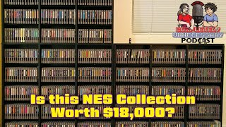 Is this NES Collection Worth $18,000?!