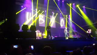 UB40 @ Strijp-S Eindhoven, 10 augustus 2018