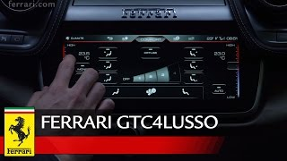 Ferrari GTC4Lusso - Focus on Infotainment