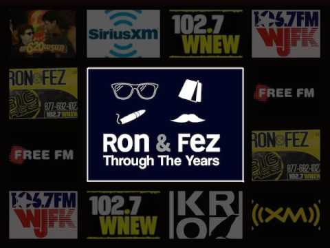 Ron And Fez Through The Years - Part 3/5 (WEDNESDAY)