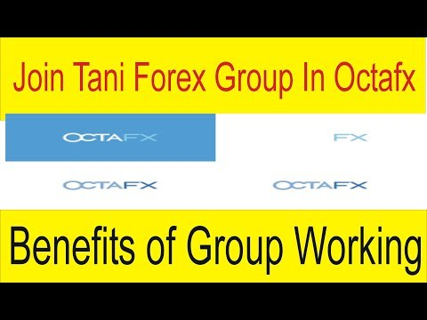 Join Tani Forex Group in Octafx Trading Broker | Special Tutorial in Urdu and Hindi by Tani Forex