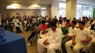 Deutschland Nordrhein-West - Zonal Ijtema Khuddam-ul Ahmadiyya - Wissenswettbewerb Sportwettbewerb