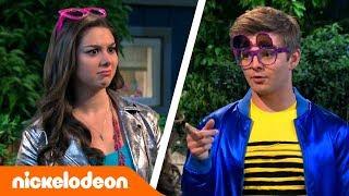 Грозная семейка | Повторяющийся сон? 🤔 | Nickelodeon Россия