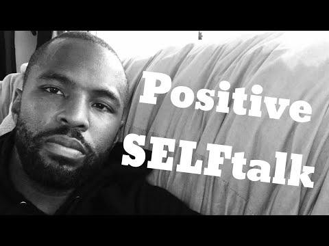 POSITIVE SELF-TALK // Jelani Jenkins