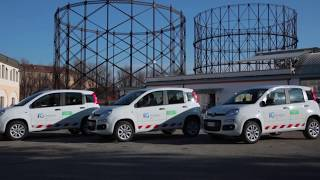 Italgas rinnova l'intera flotta con auto Fiat Chrysler a metano
