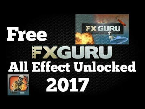 fxguru all effects unlocked apk free download