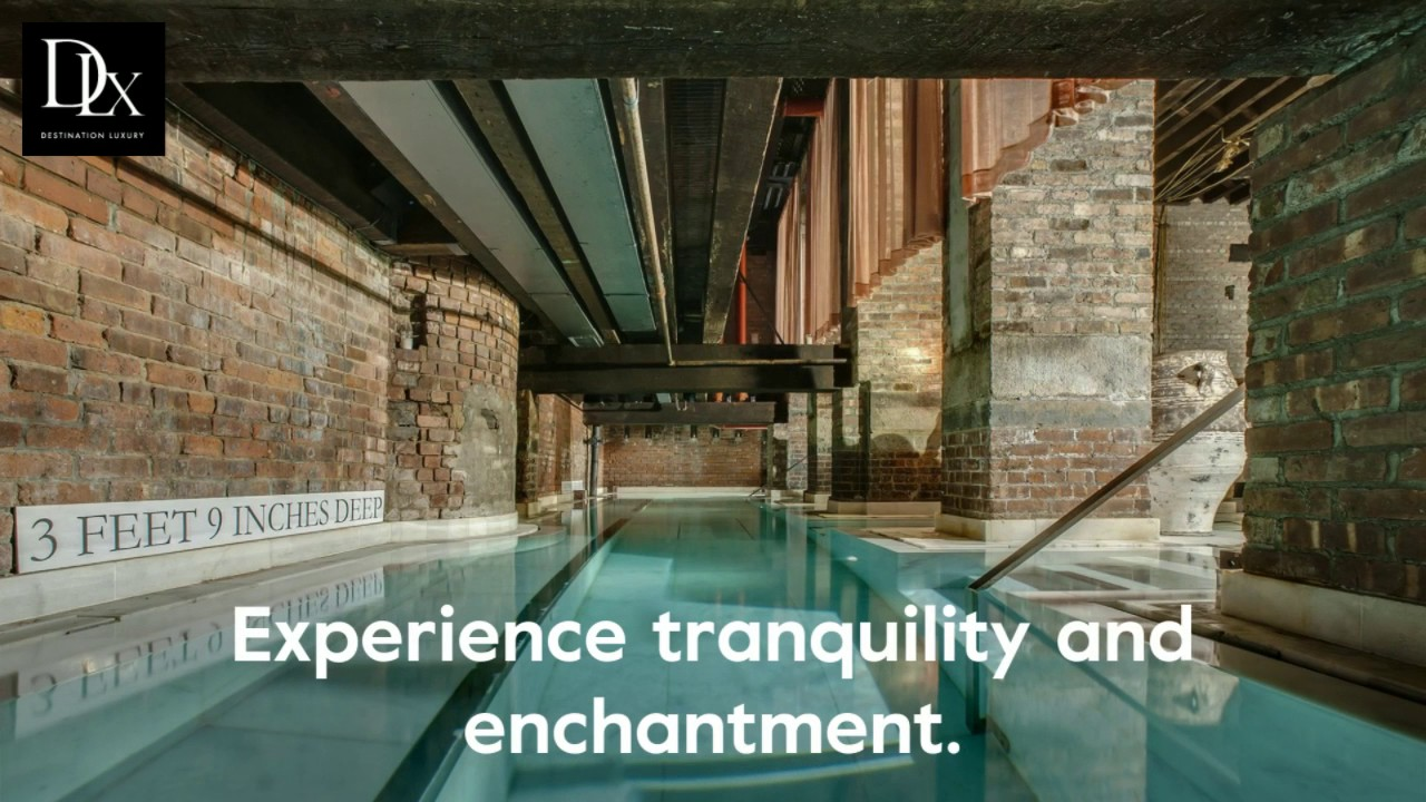 Aire Ancient Baths New York City Youtube