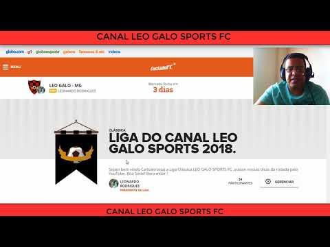 LIGAS MATA-MATA 6 RODADA| CANAL LEO GALO SPORTS