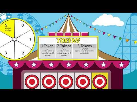 Fairground Frenzy [Paul Swan Games]