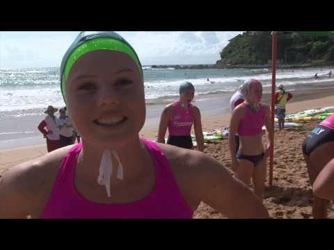 On the Beach (Series 2) Episode 12 - Surf Lifesaving