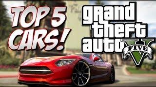 GTA V BEST CARS