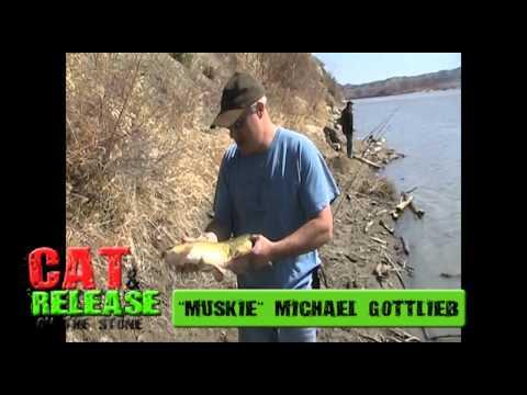 Catfish Fishing on the Yellowstone River - Montana
