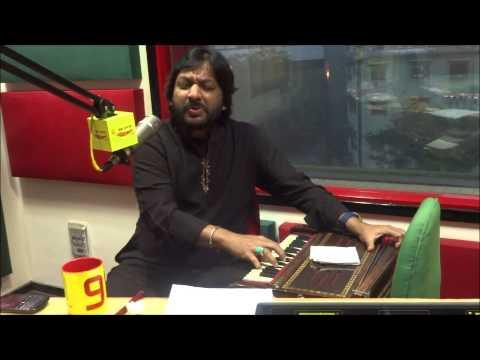 Roop Kumar Rathod -  KEVHA TARI PAHATE @ Mirchi SwaraTantra