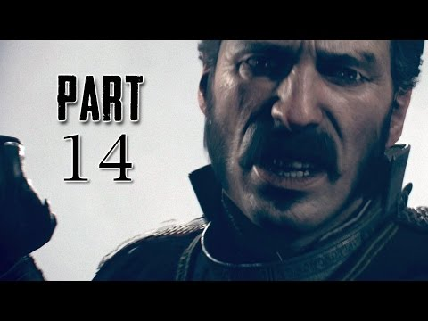 The Order 1886 Walkthrough Gameplay Part 14 - Under Siege - Campaign Mission 8 (PS4)