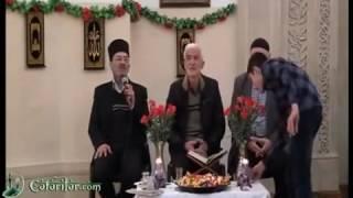 Hacı Soltan Alizade Buzovna-Cümə məscidi Vəhdət həftəsi (01.02.2013)