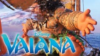 VAIANA - Filmclip: Des Ozeans Wille... | Disney HD