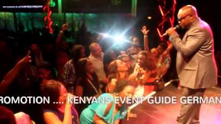 Download KIDUM'S ROCK MUNICH CITY, HATURUDI NYUMA GERMANY TOUR 2014 - OFFICIAL ... MP3 song and Music Video
