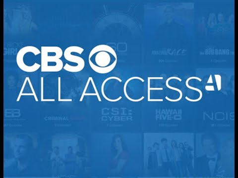 CBS All Access: Brief Demo