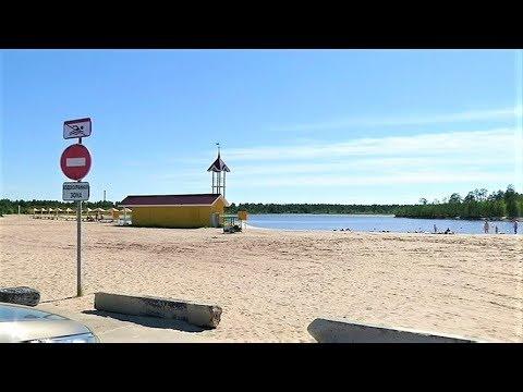В Когалыме обустроят пляж