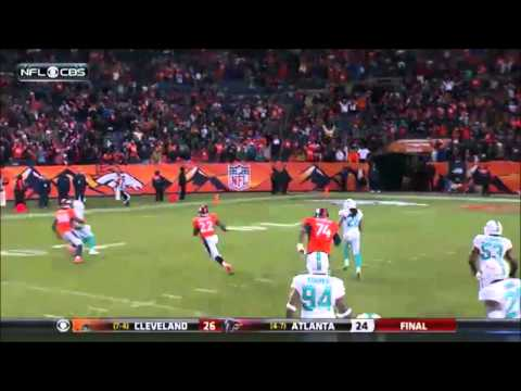 C.J. Anderson College and NFL Highlights