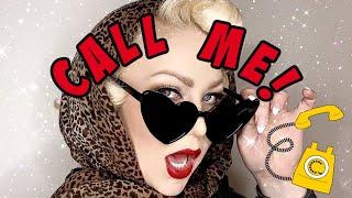 CALL ME // Blondie (Marilyn Monroe Style) Postmodern Jukebox Cover // Cassidy La Creme