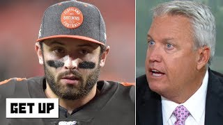 Baker Mayfield is 'overrated as hell' - Rex Ryan | Get Up