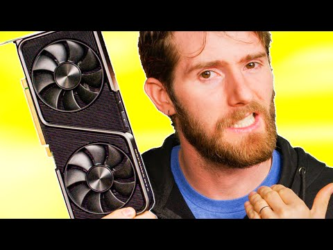 I'm DONE covering for NVIDIA – RTX 3070 Review